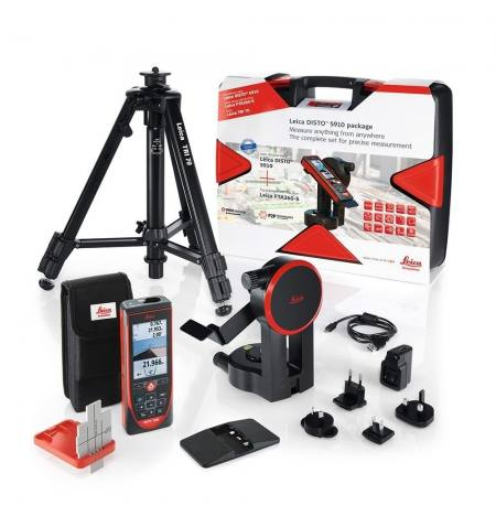 Dalmierz laserowy Leica Disto S910 SET