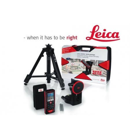 Dalmierz laserowy Leica DISTO D510 set Pro-pack