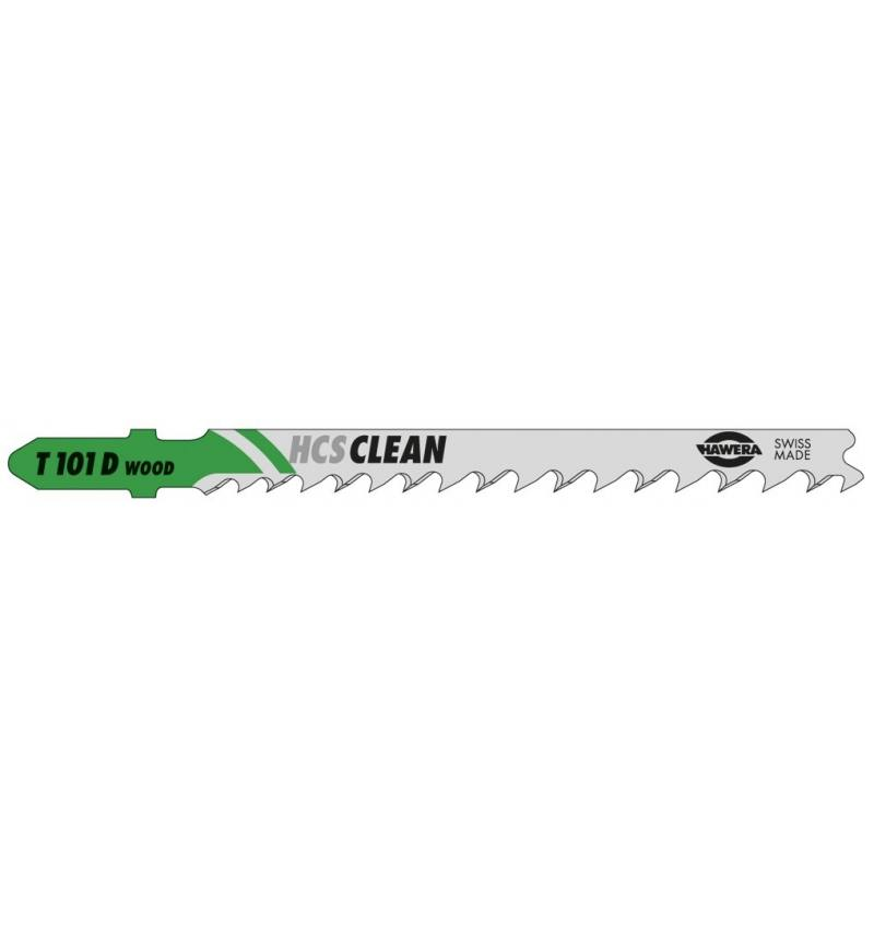 Brzeszczoty HCS-Clean T101D 4-5,2x100x1,5 (5 szt.)