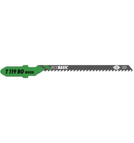 Brzeszczoty HCS-Basic T119 BO 2,0x83x1 (5 szt.)