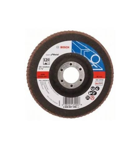 Ściernica listkowa FLAP D. PROFI F/METAL 125x120 PROSTA
