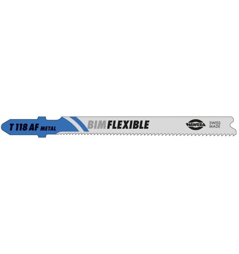 Brzeszczoty BIM-Flexible T118AF 1,1-1,5x92x1 (5 szt.)