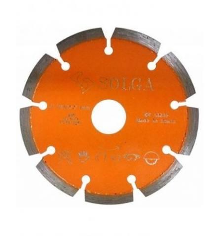 Tarcza diamentowa Solga Laser Basic Line 115 mm