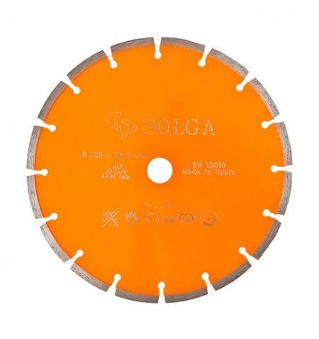 Tarcza diamentowa Solga Laser Basic Line 230 mm