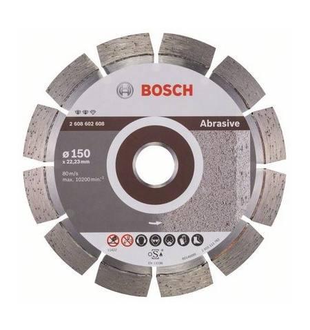 Tarcza diamentowa Bosch Expert for Abrasive 150 x 22,23 mm
