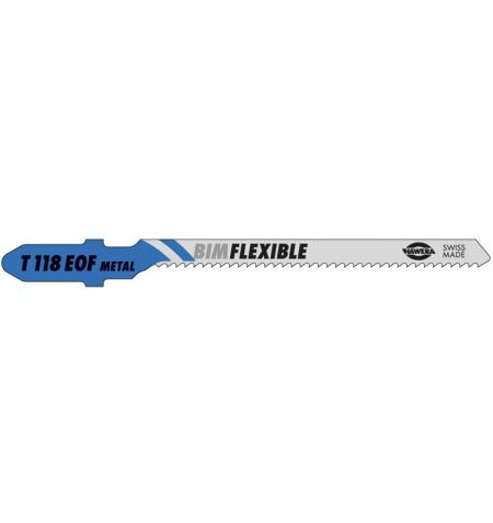 Brzeszczoty BIM-Flexible T118EOF 1,5x83x1 (5 szt.)