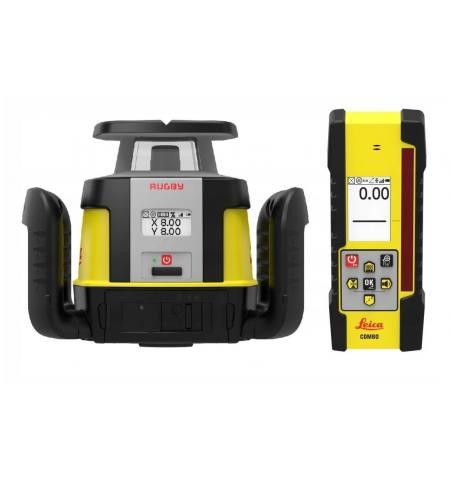 Niwelator laserowy Leica RUGBY CLX 400 (CLH)