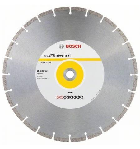 Tarcza diamentowa do betonu Bosch ECO 350/20 mm