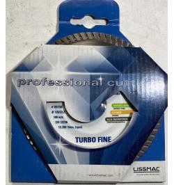 Tarcza TURBO-FINE 125