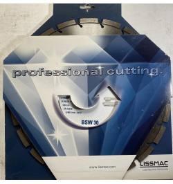 Tarcza diamentowa do betonu Lissmac BSW 30 350 x 25,4mm