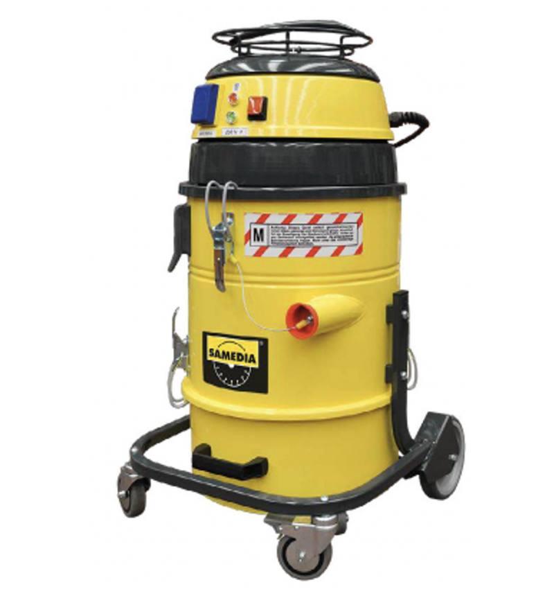 SAMEDIA VAC 550 Odkurzacz przemysłowy