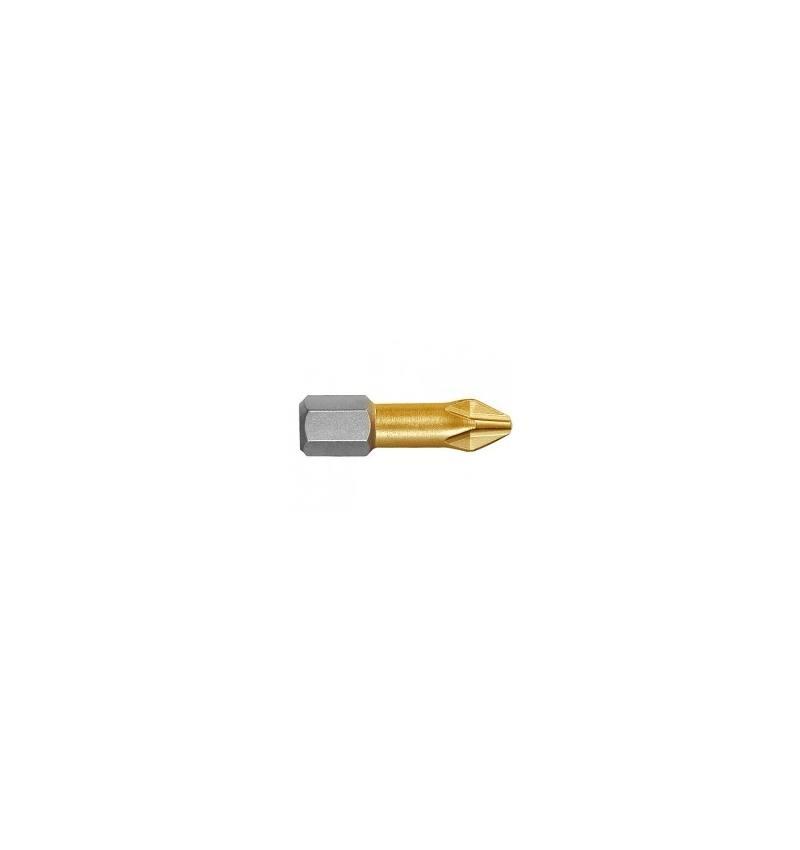 """Bit Pz1 MAXgrip L25 mm 1/4"""" (10 szt.)"""